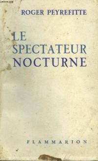 Le spectateur nocturne