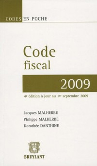 Code fiscal 2009