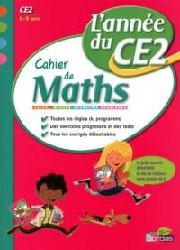 Cahier de maths CE2