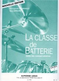 Classe de Batterie dans les Conservatoires - Volume 3