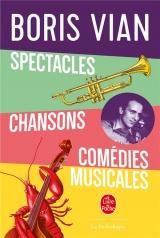 Spectacles, chansons, comédies musicales