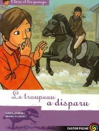 Clara et les poneys, Tome 15 : Le troupeau a disparu