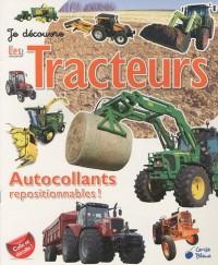 Tracteurs (Autocollants Je Découvre)