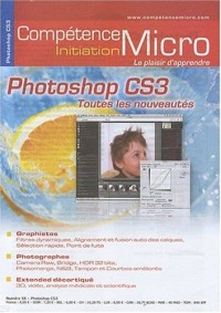 Photoshop Extended CS3 - Toutes les nouveautés