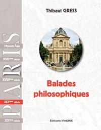 Balades Philosophiques Xixe