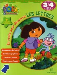 En route pour découvrir les lettres 3-4 ans : Maternelle Petite Section