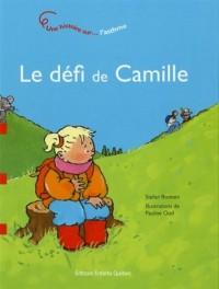 Le défi de Camille - Une histoire sur l'asthme