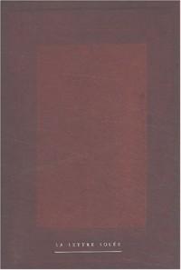 L'OEil et le Mur. Sur la poésie de Paul Auster