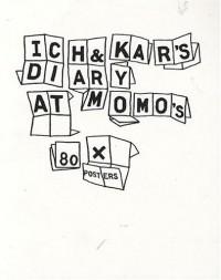 Ich & Kar's diary at Momo's : 80 x posters