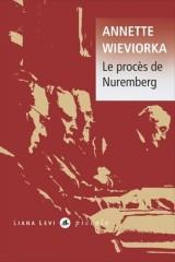 Le procès de Nuremberg [Poche]