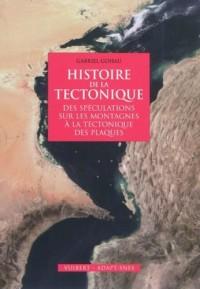 Histoire de la tectonique : Des spéculations sur les montagnes à la tectonique des plaques