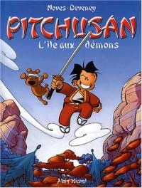 Pitchusan, tome 2 : L'Île aux démons