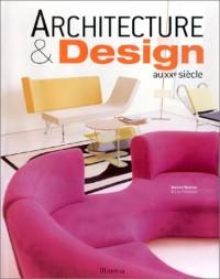 Architecture & Design du XXe siècle