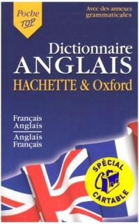Hachette & Oxford Dictionnaire de poche : Français - anglais, anglais-français