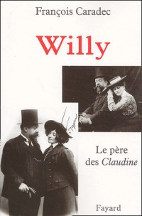 Willy, le père des Claudine