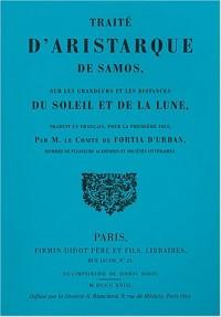 Traité d'Aristarque de Samos sur les grandeurs et les distances du Soleil et de la Lune