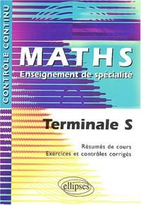 Mathématiques Terminale S : Enseignement de spécialité