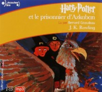 Harry Potter et le Prisonnier d'Azkaban CD