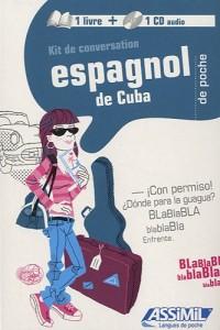 Kit de conversation espagnol de Cuba (1CD audio)