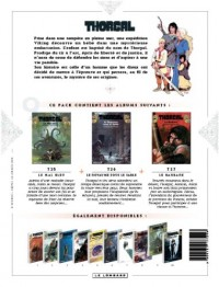 Pack découverte Thorgal 9 - 3 BD pour le prix de 2 : T25 édition spéciale + T26 + T27