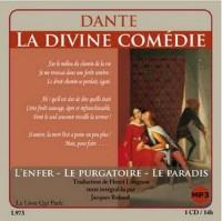 La Divine Comedie 1 CD MP3