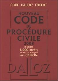Nouveau code de procédure civile (1Cédérom)