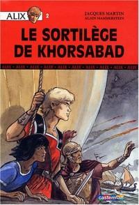 Alix, tome 2 : Le Sortilège de Khorsabad