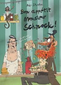 Mr Schnock et Billy William S'Etripent