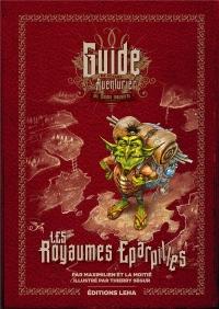 Les royaumes éparpillés : Guide de voyage de l'aventurier des mondes imaginaires