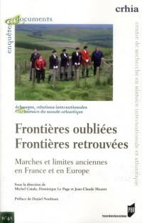 Frontieres Oubliees Frontieres Retrouvees
