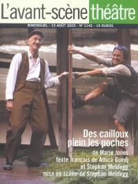 1142, Des cailloux plein les poches = Stones in his pockets