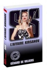 SAS 80 L'affaire Kirsanov [Poche]