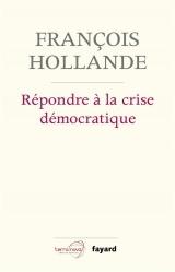 Répondre à la crise démocratique