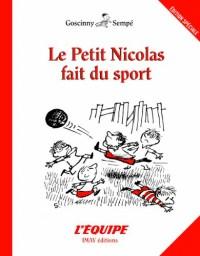 Le Petit Nicolas fait du sport