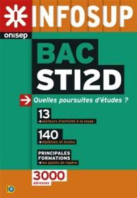 Bac STI2D, quelles poursuites d'études ?