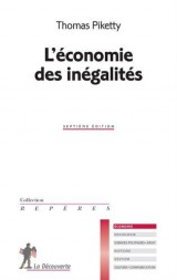 L'économie des inégalités [Poche]