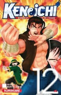 Ken-Ichi Saison 2, Tome 12