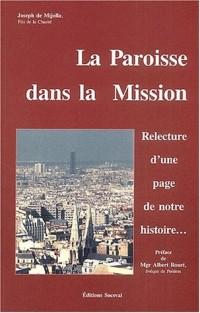 La paroisse dans la mission : Relecture d'un page de notre histoire