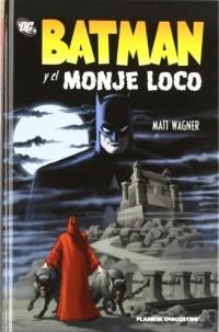 Batman y el Monje loco