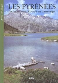 Les Pyrénées : Du pic du Midi d'Ossau au Comminges