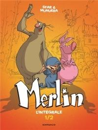 Merlin - Intégrale - tome 1 - Merlin - intégrale T1/2