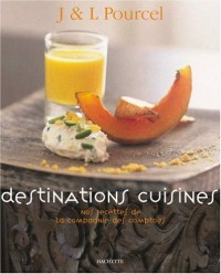Destinations cuisines