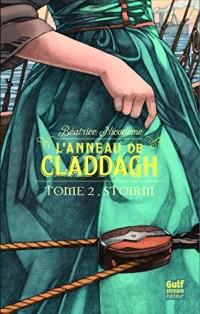 L'anneau de Claddagh - tome 2 Stoirm (2)