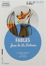 Fables: 50 Fables choisies [Poche]
