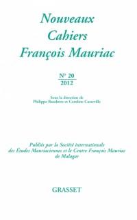 Nouveaux cahiers François Mauriac Nº20