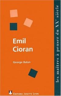 Emil Cioran. : La lucidité libératrice ?