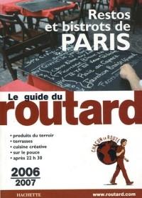 Restos et bistrots de Paris
