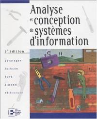 Analyse et conception de systèmes d'information
