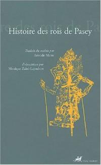 Histoire des rois de Pasey (Hikayat Raja Pasai)