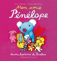 Pénélope tête en l'air : Coffret en 4 volumes : La semaine de Pénélope ; Pénélope s'habille ; Pénélope fait les courses ; Pénélope sait compter
